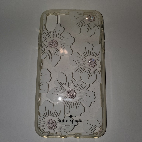Kate Spade iPhone XS Max Floral Case